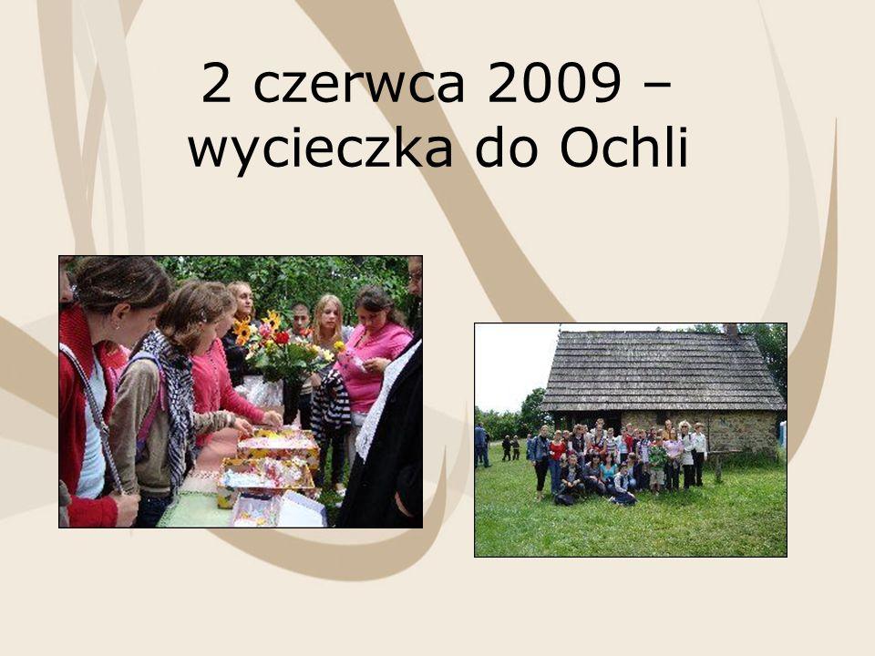 2 czerwca 2009 – wycieczka do Ochli