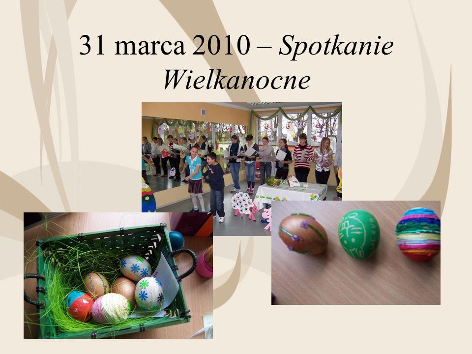 31 marca 2010 – Spotkanie Wielkanocne