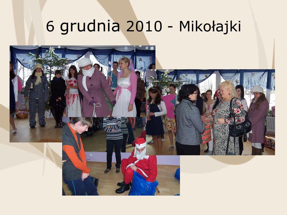 6 grudnia 2010 - Mikołajki