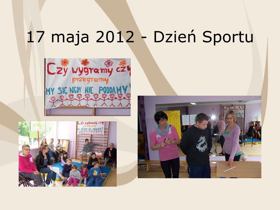17 maja 2012 - Dzień Sportu