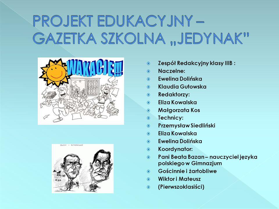 Trochę kultury, czyli wyzwól w sobie inwencję twórczą – Uczniowie z pomocą nauczyciela polonisty redagowali własne opowiadania, a następnie drukowali