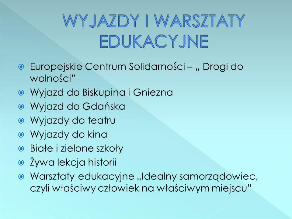 Język polski Język angielski Matematyka Biologia Chemia Geografia Fizyka