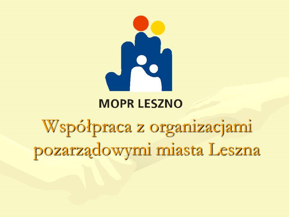Miejski Ośrodek Pomocy Rodzinie w Lesznie ogłosił w 2005 r.