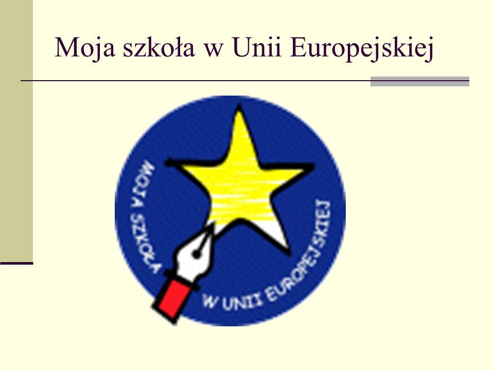 Moja szkoła w Unii Europejskiej