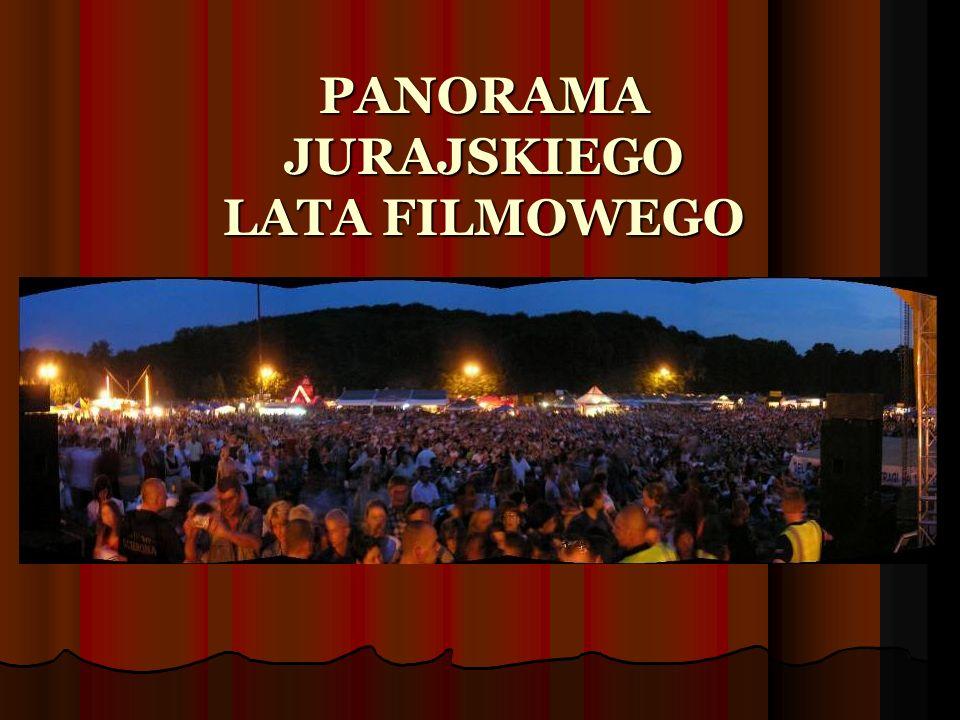 PANORAMA JURAJSKIEGO LATA FILMOWEGO