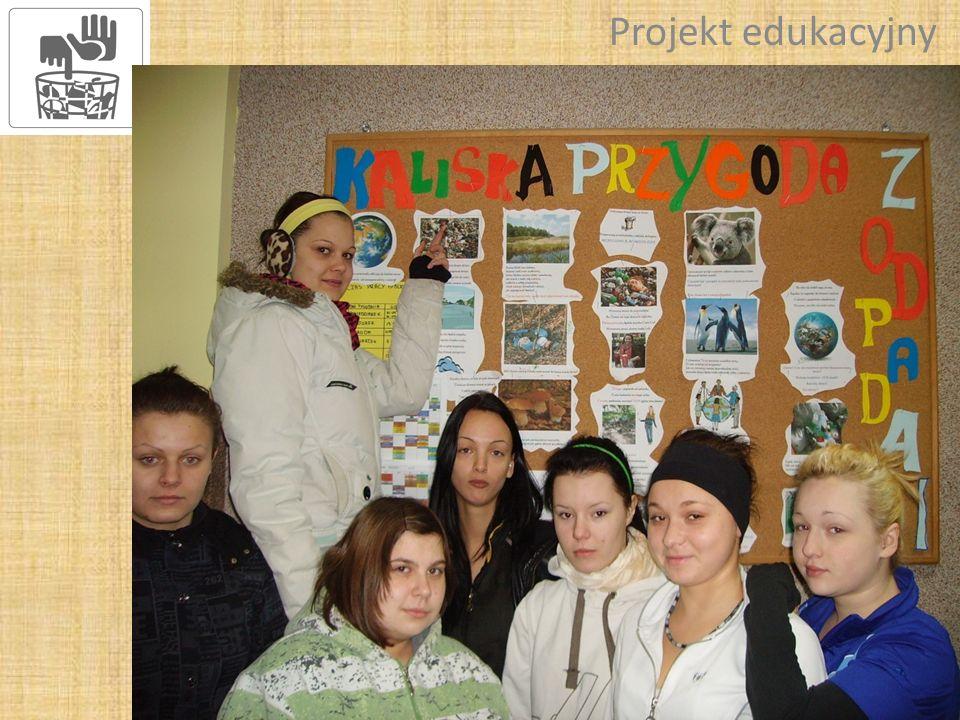 Ankieta na temat ochrony środowiska Projekt edukacyjny Liczba badanych – 43 Termin – styczeń 2012r.