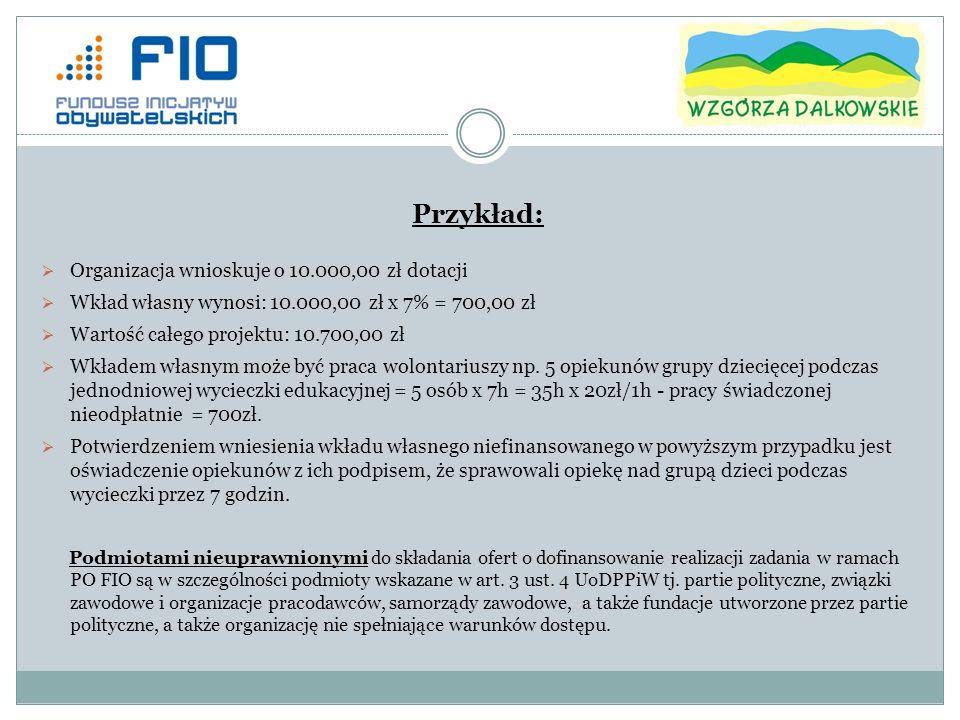 Termin składania wniosków Wnioski (w 2 egzemplarzach + wersja elektroniczna na płycie CD) powinny dotrzeć do Fundacji Porozumienie Wzgórz Dalkowskich ul.