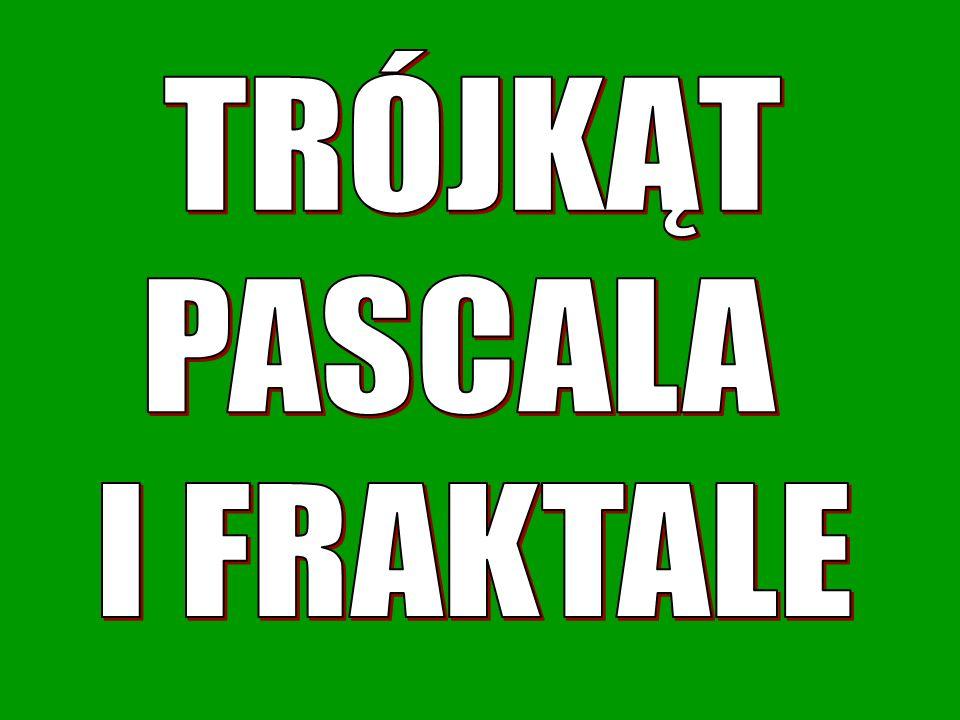 Co to jest Trójkąt Pascala.