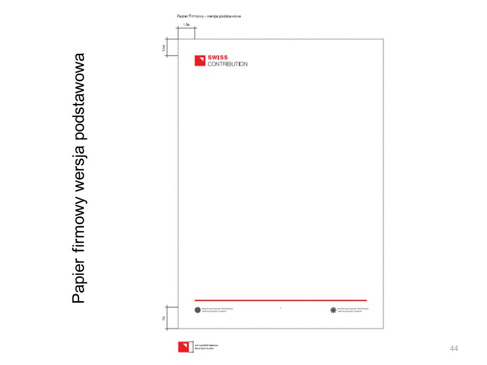 44 Papier firmowy wersja podstawowa