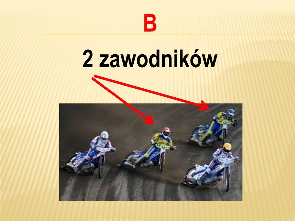 B 2 zawodników