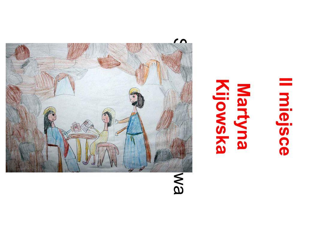 Kategoria 7-9 lat III miejsce Kacper Maniszewski Szkoła Podstawowa nr18