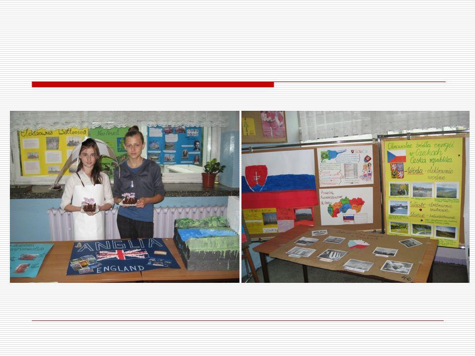 4.2 W klasie II oraz w grupie I i VIII świetlicowej odbył się cykl pogadanek na temat ochrony przyrody, recyklingu (elektrośmieci), zostały wykonane plakaty związane z tematem i wywieszone na szkolnym korytarzu.