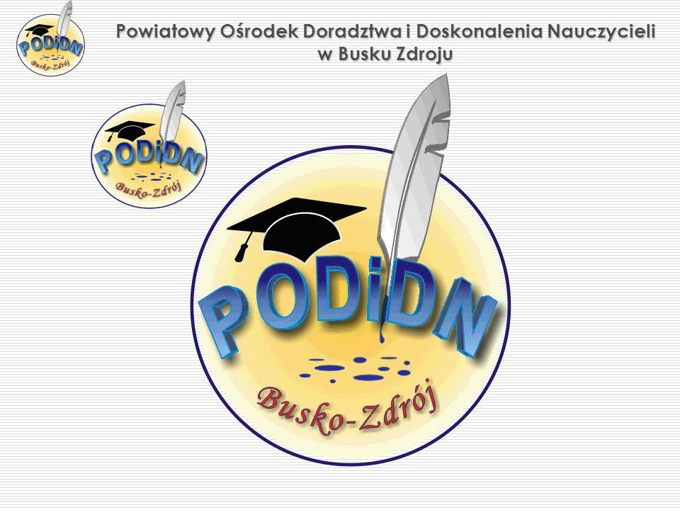 Powiatowy Ośrodek Doradztwa i Doskonalenia Nauczycieli w Busku Zdroju Nagrodzeni