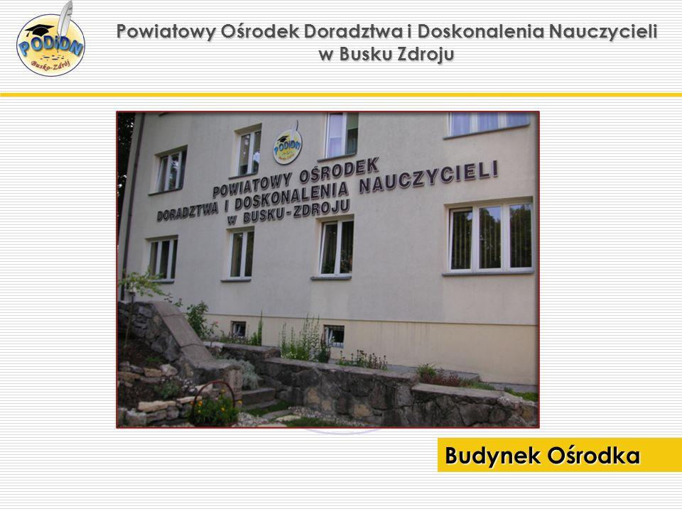 Powiatowy Ośrodek Doradztwa i Doskonalenia Nauczycieli w Busku Zdroju Konkurs wiedzy o regionie Moje Ponidzie