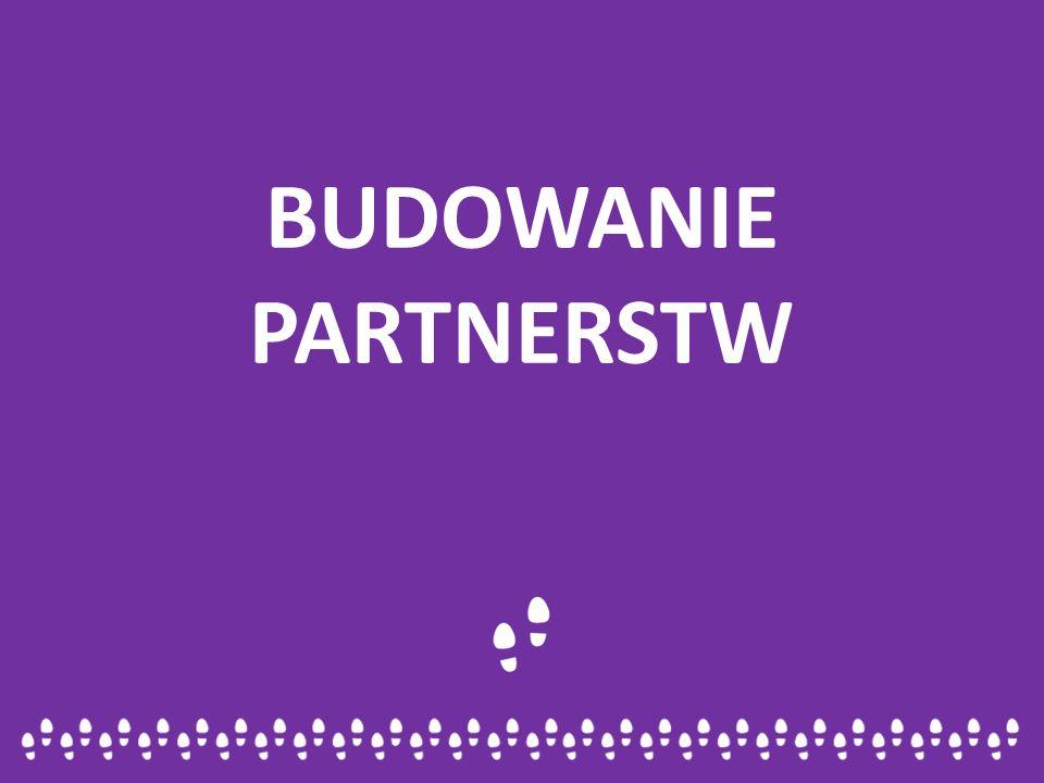 BUDOWANIE PARTNERSTW
