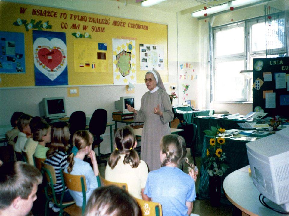 1 czerwca 2005 r.przygotowaliśmy gazetkę misyjną na konkurs czasopisma Świat Misji.