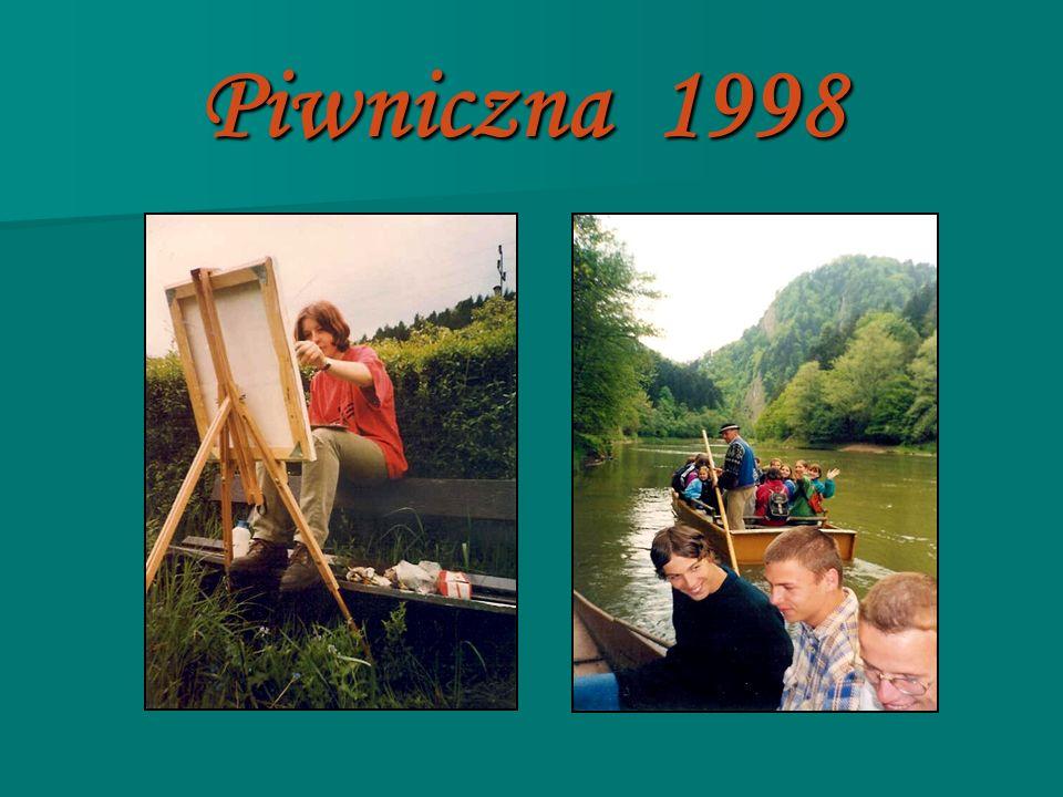 Piwniczna 1998