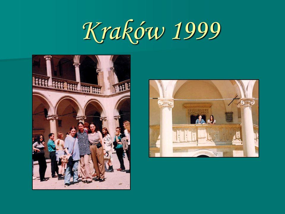 Kraków 1999