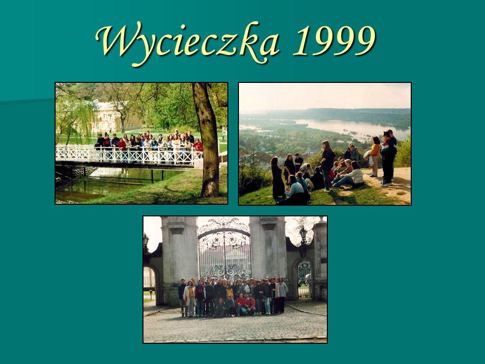 Wycieczka 1999