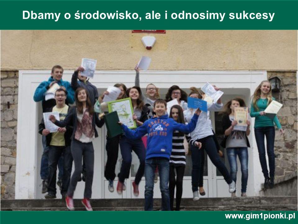 Publiczne Gimnazjum z Oddziałami Integracyjnymi nr 1 im.