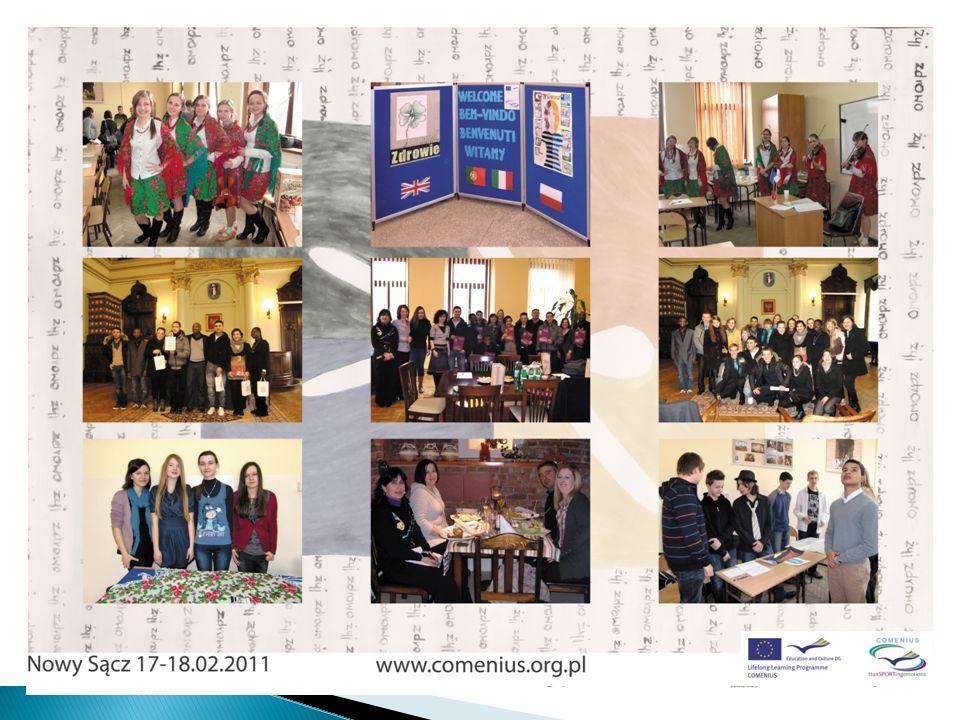 Świadomość różnic międzykulturowych Wzbogacenie wiedzy o innych państwach Integracja w grupie międzynarodowej Rozwijanie otwartości na inne kultury Promocja zdrowego stylu życia Poprawa komunikacji w języku angielskim Zakup sprzętu potrzebnego do realizacji projektu (z grantu)