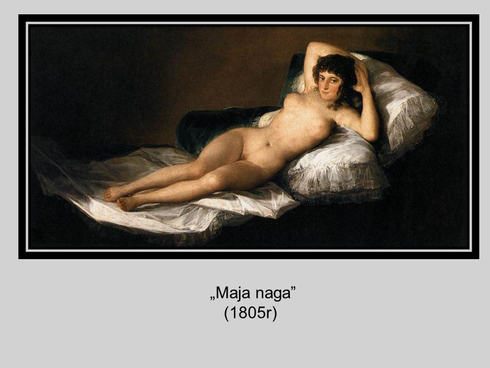 Maja naga (1805r)