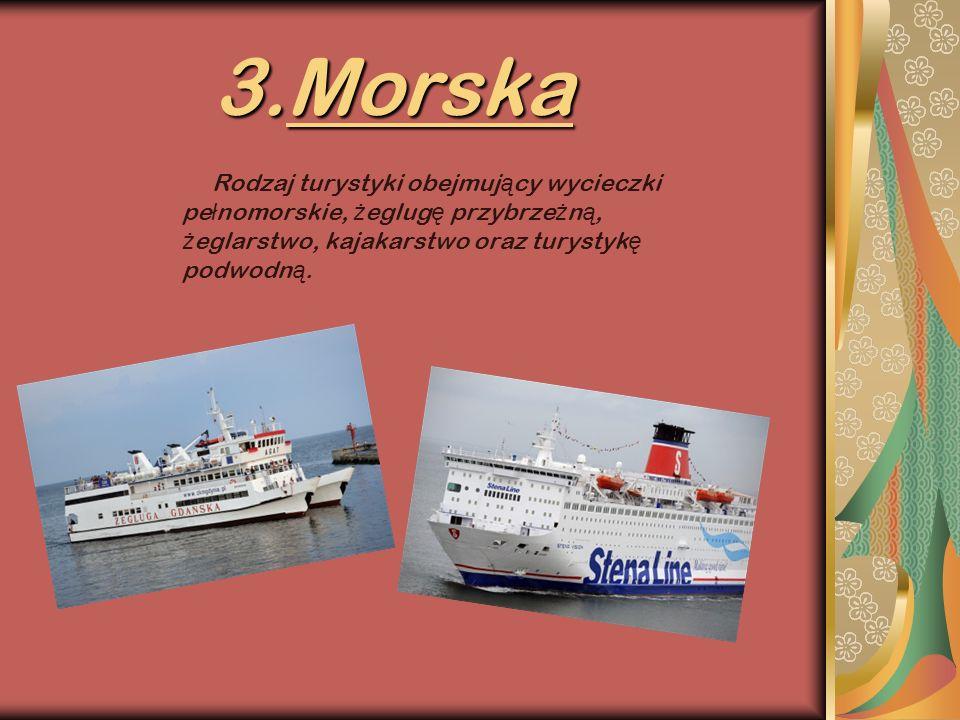 -W Gda ń sku oraz Gdyni jest wiele ciekawych rejsów naszym morzem ba ł tyckim.Np ( ż egluga Gda ń ska nam oferuje) -GDA Ń SK - ZWIEDZANIE PORTU – WESTRPLATTE -Gdyna-hel -Stena Line