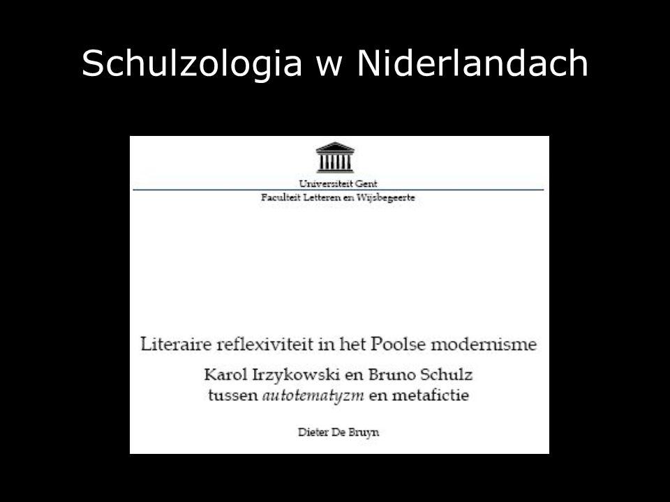 Schulzologia w Niderlandach