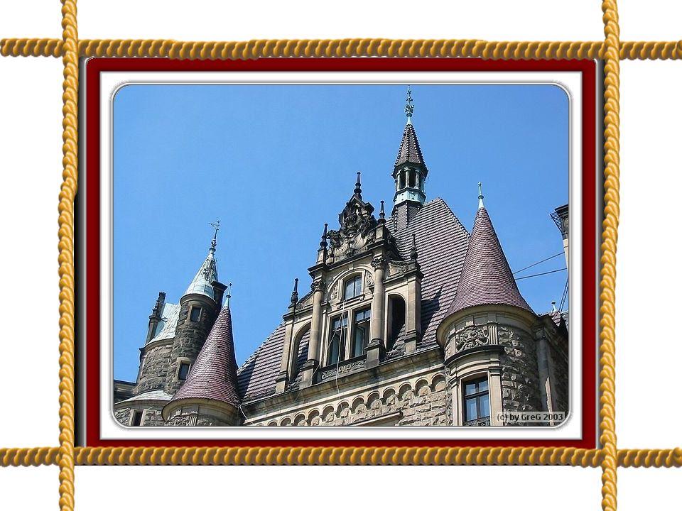Pałac przetrwał drugą wojnę światową, W 1972 r. został wyremontowany.