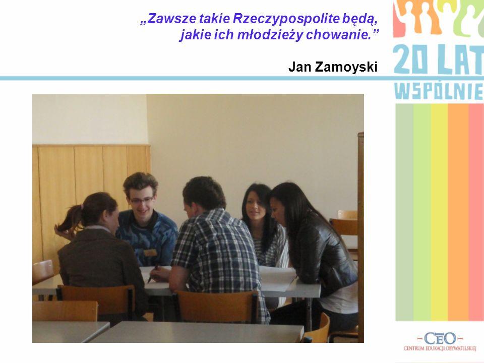 Teraz już wiem, że na stronie internetowej Powiatu Ostródzkiego znajdę różne stowarzyszenia i fundacje.