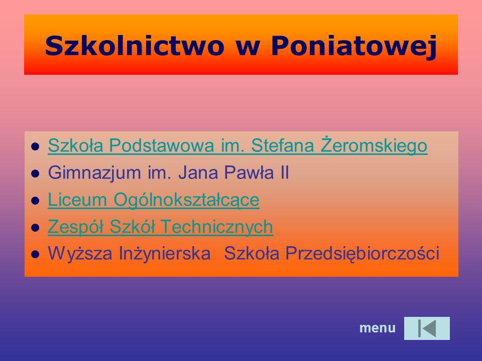 18 lipca 1962 roku, na mocy Rozporządzenia Prezesa Rady Ministrów PRL, Poniatowa otrzymała prawa miejskie. Lata siedemdziesiąte to intensywny rozwój m