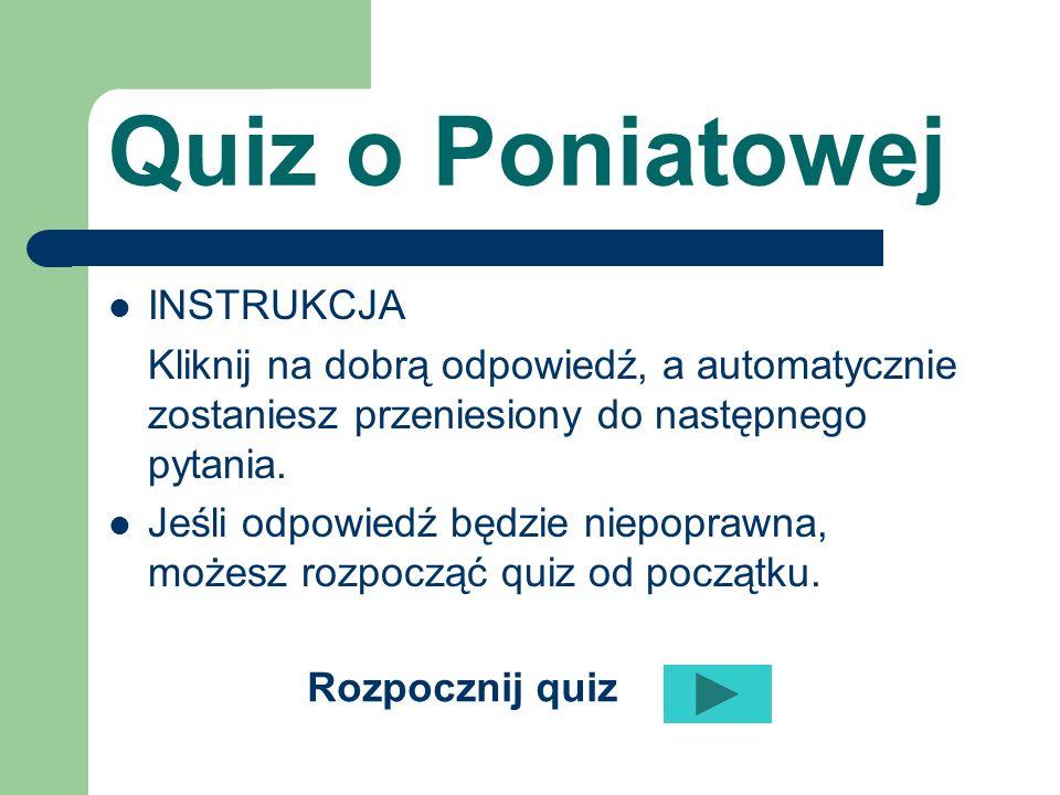 Bibliografia Korzystałam z następujących stron www: www.sp.poniatowa.pl www.umponiatowa.pl http://www.bip.lublin.pl/poniatowa/index.php menu
