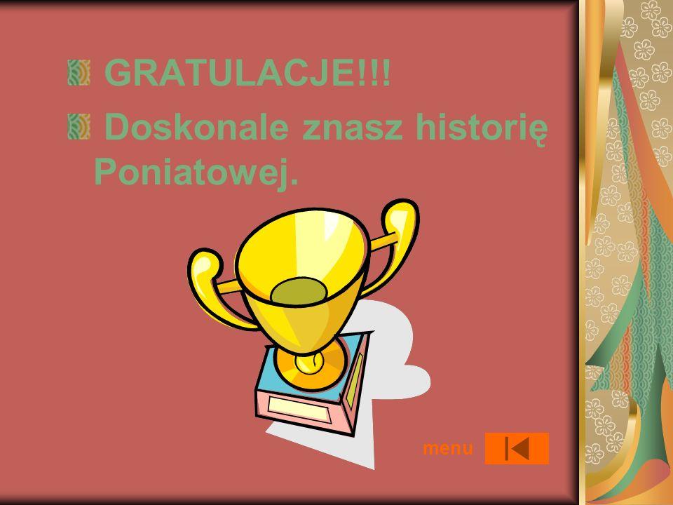 10. Kto jest aktualnym burmistrzem miasta Poniatowa (2006-2010)? Zbigniew Kania Kazimierz Pidek Lilia Stefanek