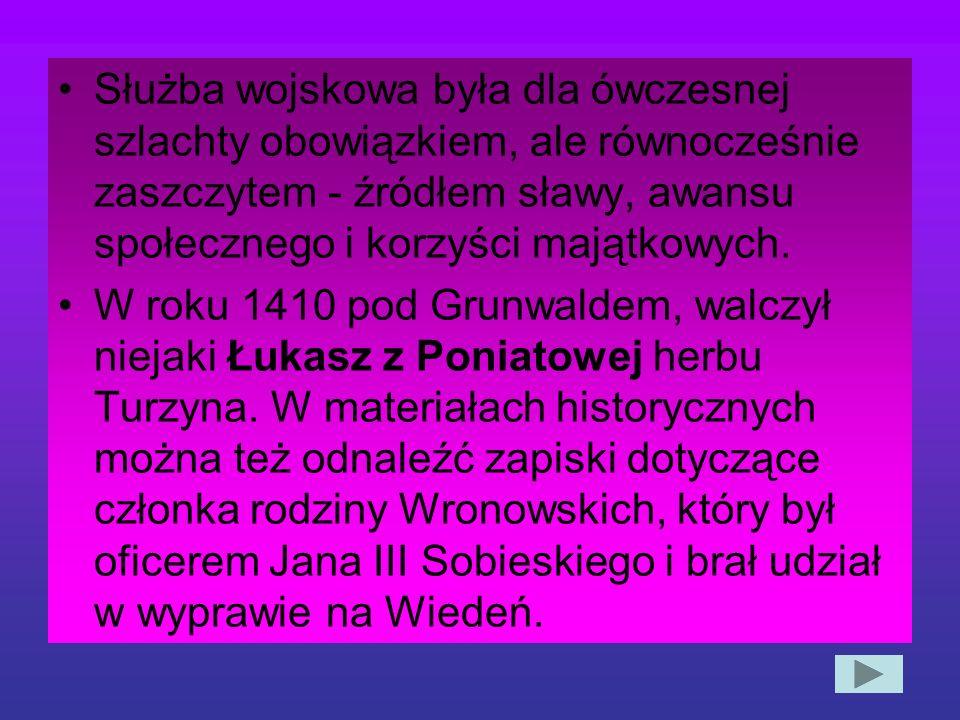 W roku 1446 trzech dziedziców z Poniatowej, na podstawie dokumentów wystawionych przez Kasztelana Lubelskiego - Jana Szczekockiego, zostało zwolnionyc