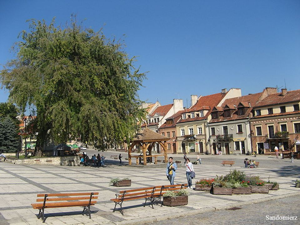 Sandomierz - Collegium Gostomianum