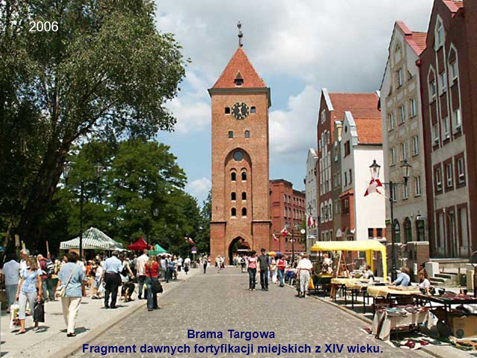 Mostowa Rzeźnicza Wigilijna Świętego Ducha Rybacka Kowalska Wieżowa Ścieżka kościelna Stary Rynek