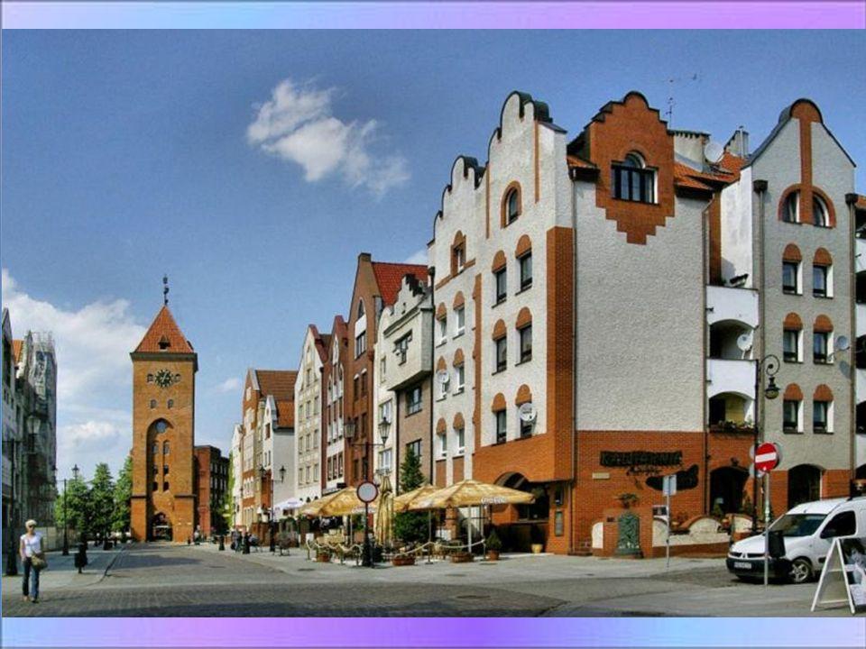 Projekt – (Wizualizacja) – Planowany termin zakończenie budowy, jesień 2011 r.