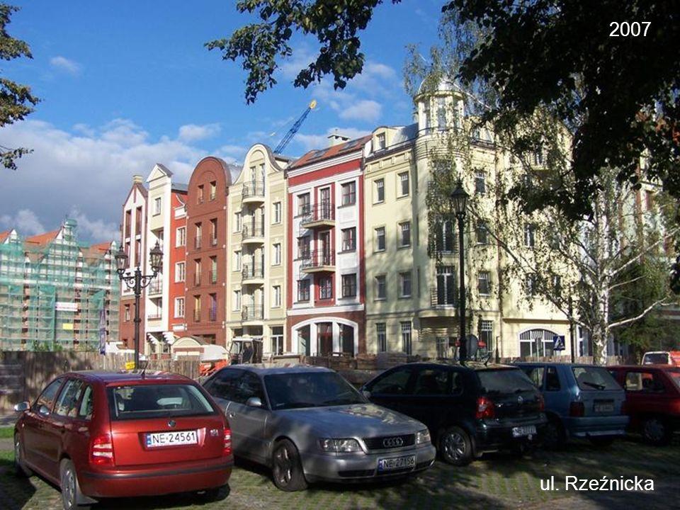ul. Rzeźnicka