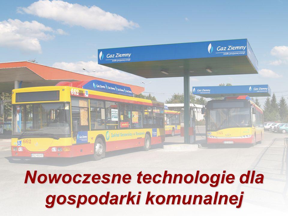Nowoczesne technologie dla gospodarki komunalnej