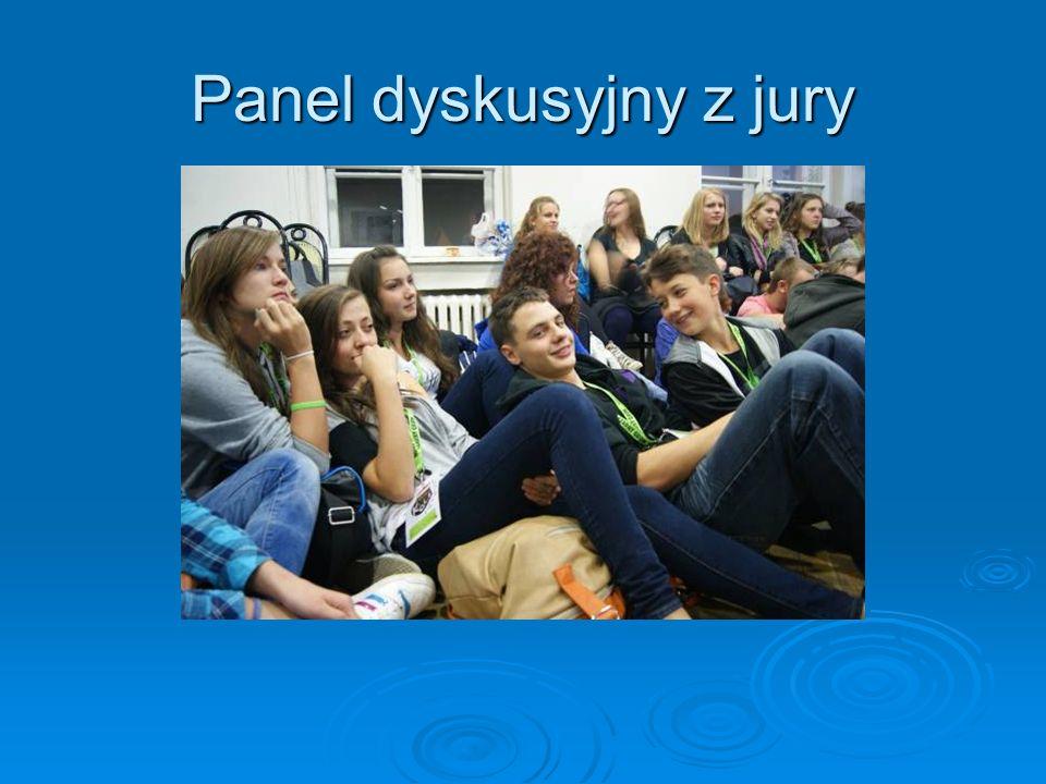Panel dyskusyjny z jury