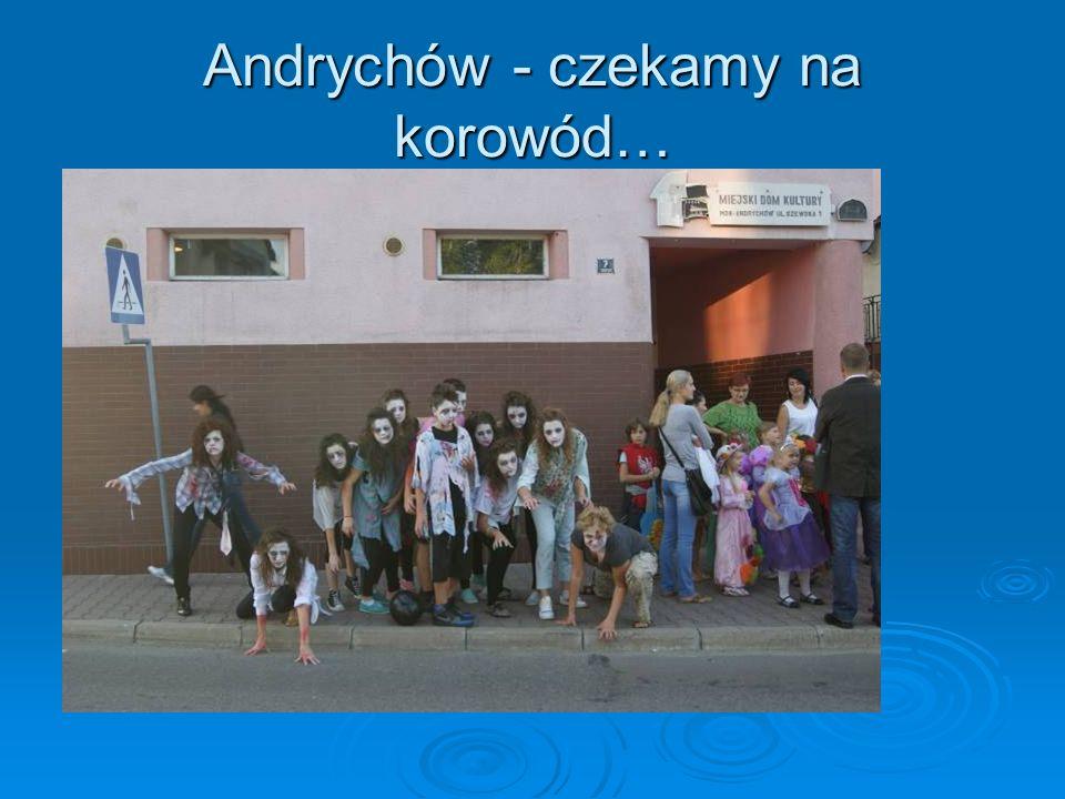 Andrychów - czekamy na korowód…