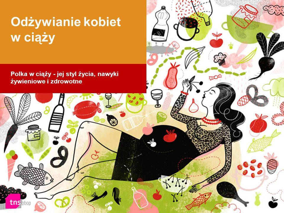 Odżywianie kobiet w ciąży Kobieta w ciąży - jej styl życia, nawyki żywieniowe i zdrowotne Polka w ciąży - jej styl życia, nawyki żywieniowe i zdrowotn