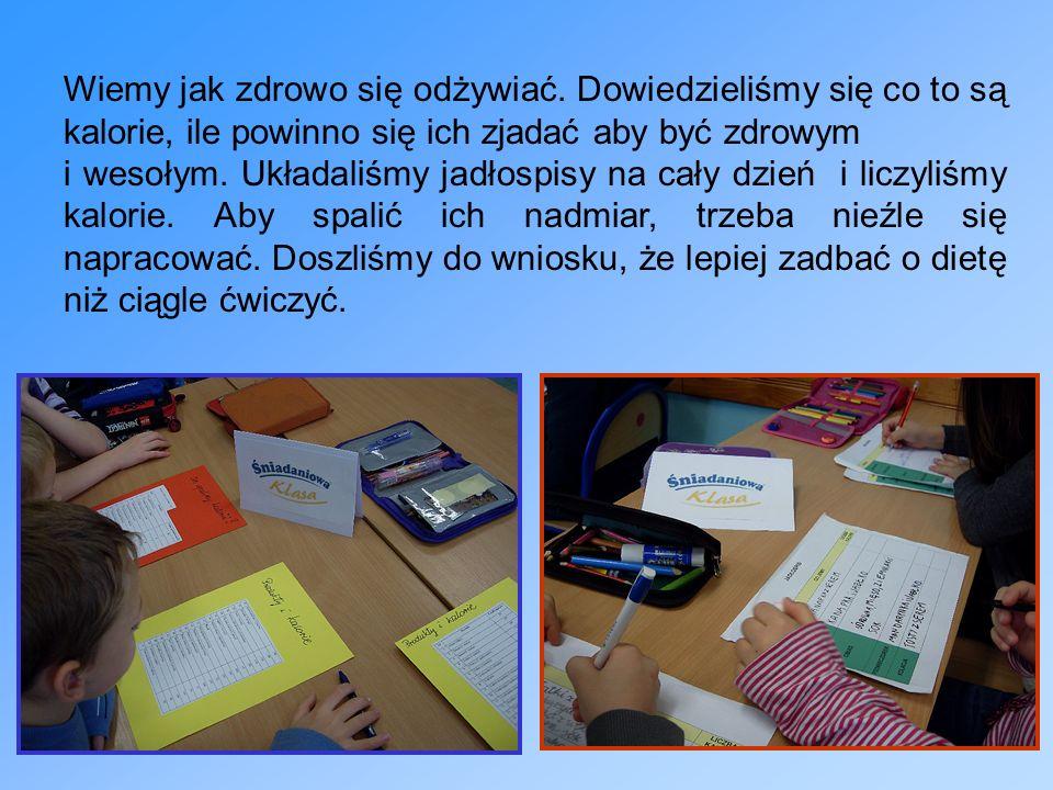 Oto wiersze i rymowanki, które sami wymyśliliśmy: Z angielskiego masz dziś test.