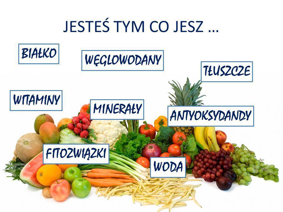 Dobrze skomponowana dieta spełnia rolę czynnika wspomagającego naturalne mechanizmy obrony i regeneracji organizmu KOMÓRKA ZDROWIE I CHOROBA ROZSTRZYGAJĄ SIĘ NA POZIOMIE NAJMNIEJSZEJ STRUKTURY NASZEGO CIAŁA