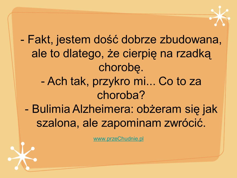 www.przeChudnie.pl