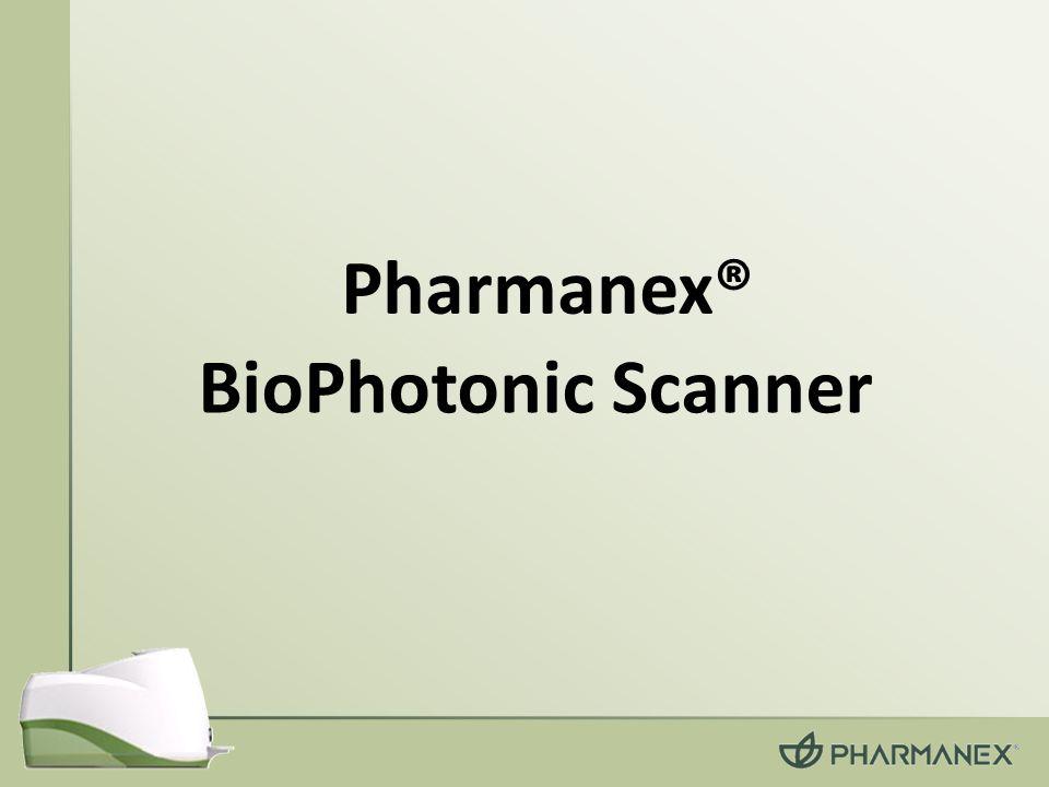 BioPhotonic Scanner Pharmanex®