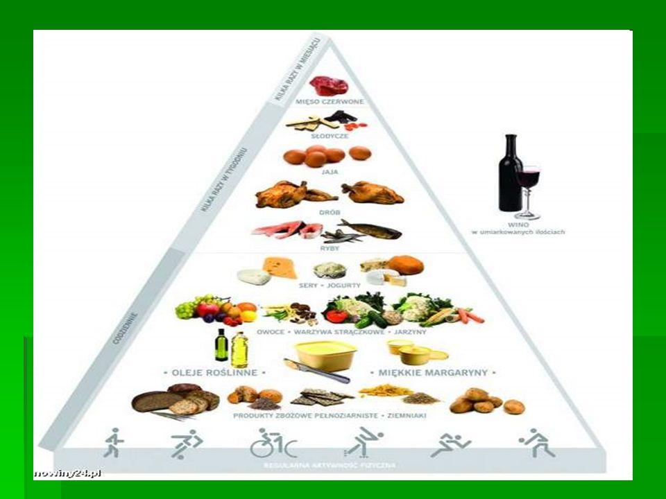 Jednym z fundamentalnych zaleceń zdrowej diety jest tzw.