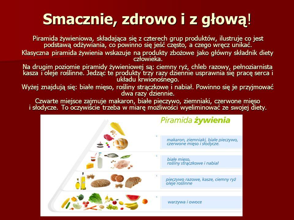Zasady zdrowego żywienia ZASADA NUMER JEDEN ZASADA NUMER JEDEN Spożywaj 4-5 posiłków dziennie, bez podjadania między posiłkami.