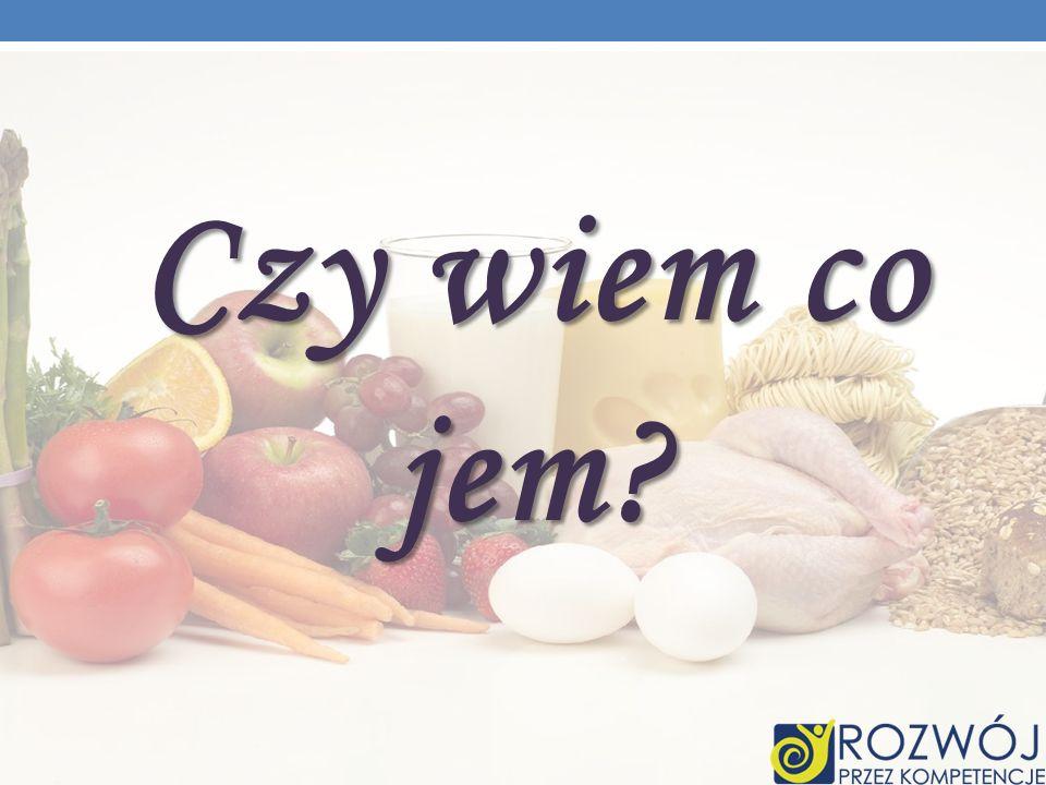 EKOLOGICZNA ŻYWNOŚĆ określenie żywności produkowanej metodami rolnictwa ekologicznego z dbałością o wyeliminowanie używania nawozów sztucznych i pestycydów.