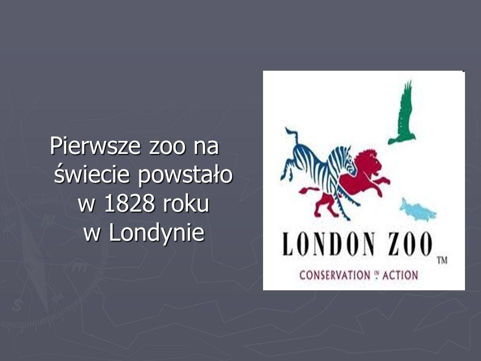 10 lipca 1865 roku - uroczyste otwarcie zoo we Wroc ł awiu.